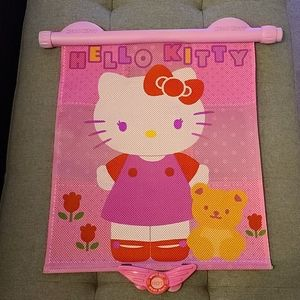 Hello Kitty car sun visor